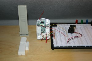 Breadboard and test devices